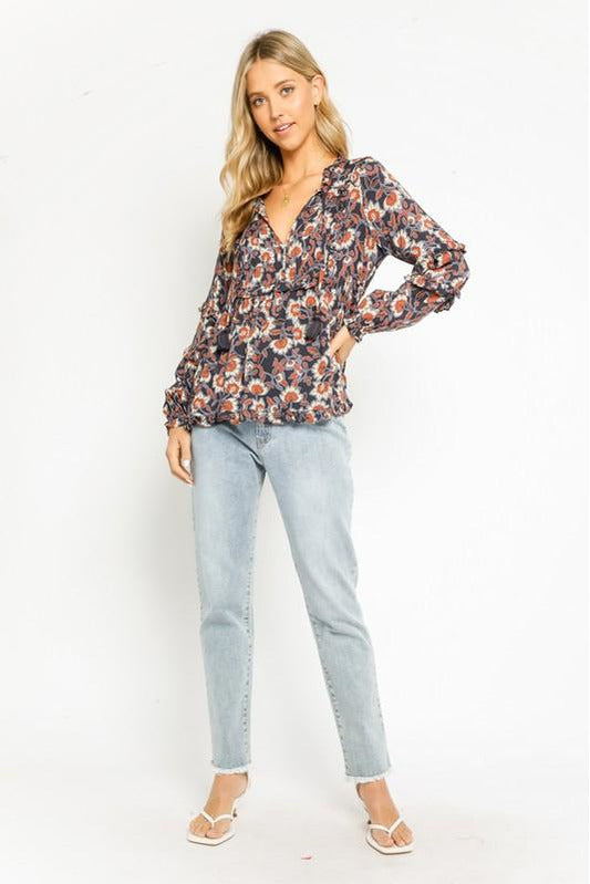 Blooming Buds Blouse