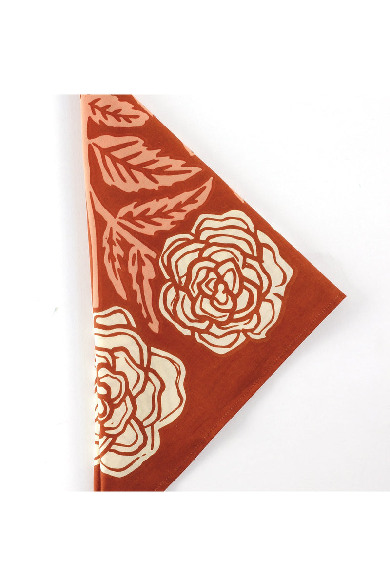 Pattern Accent Bandanas
