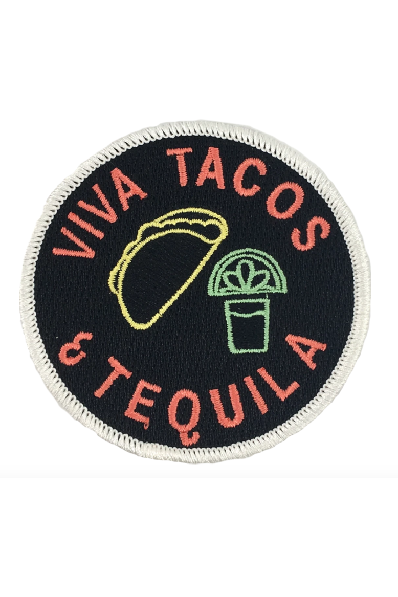 Judith March Viva Tacos & Tequila Hat