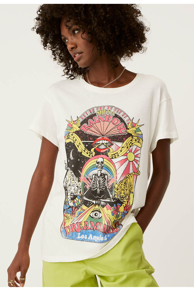 Rainbow Dreamland Tour Tee