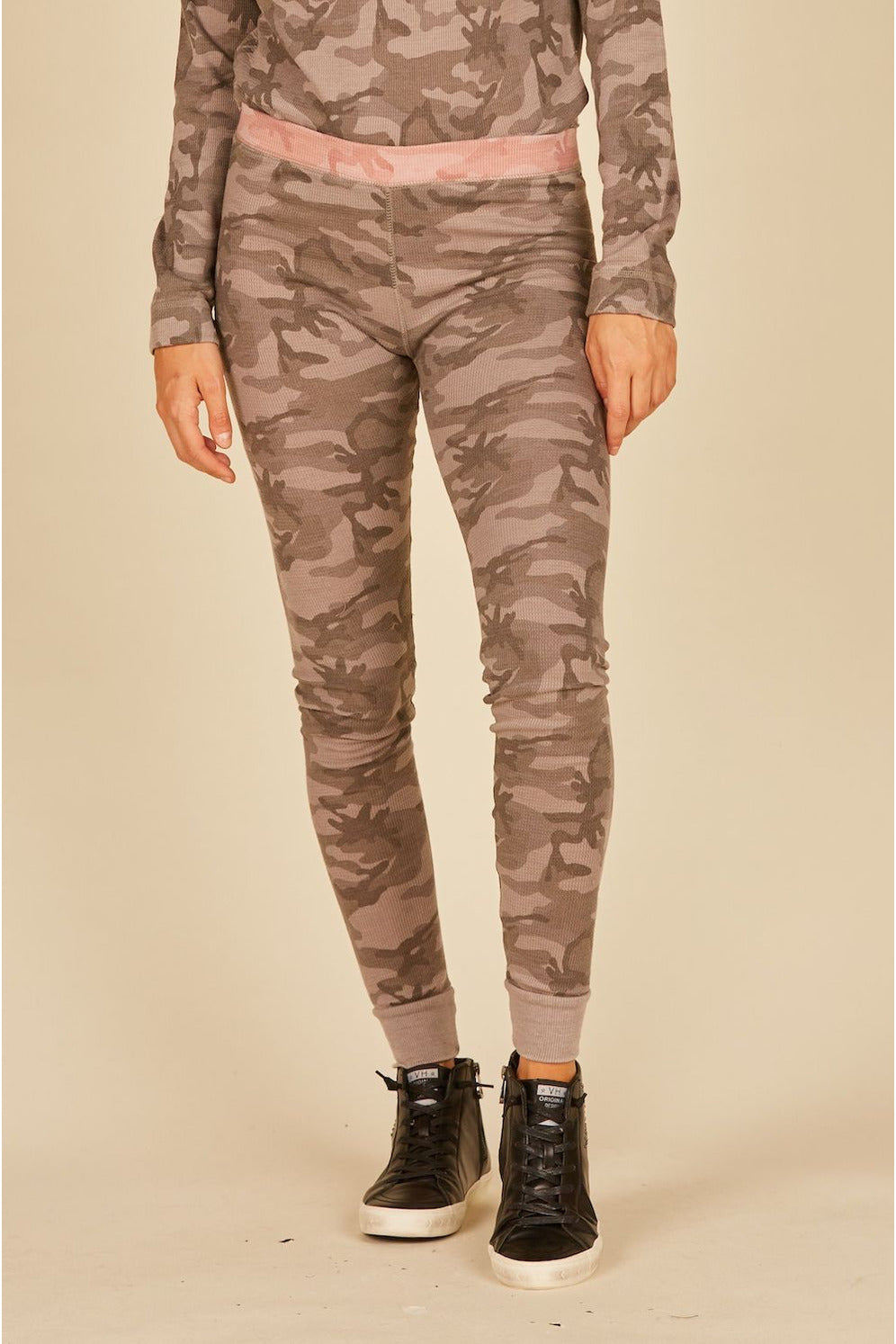 Camo Thermal Lounge Pants