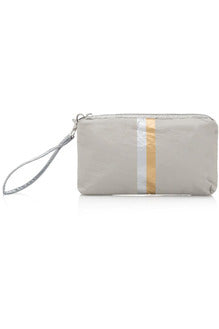 Earth Gray Wristlet