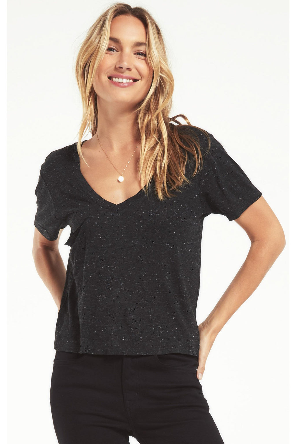 Classic Skimmer Sparkle Tee