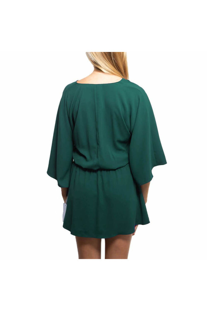 Green Plymouth Dress