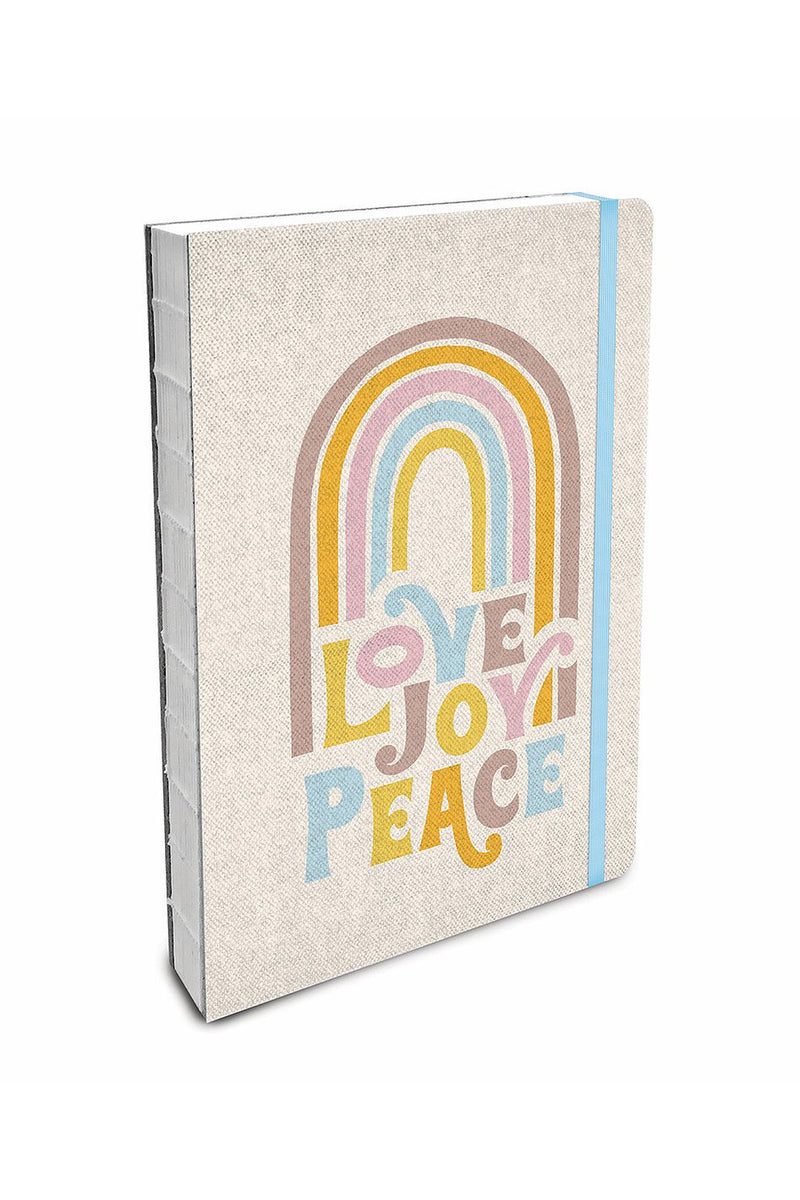Love Peace Joy Journal
