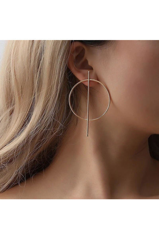 Alex Bar Earrings