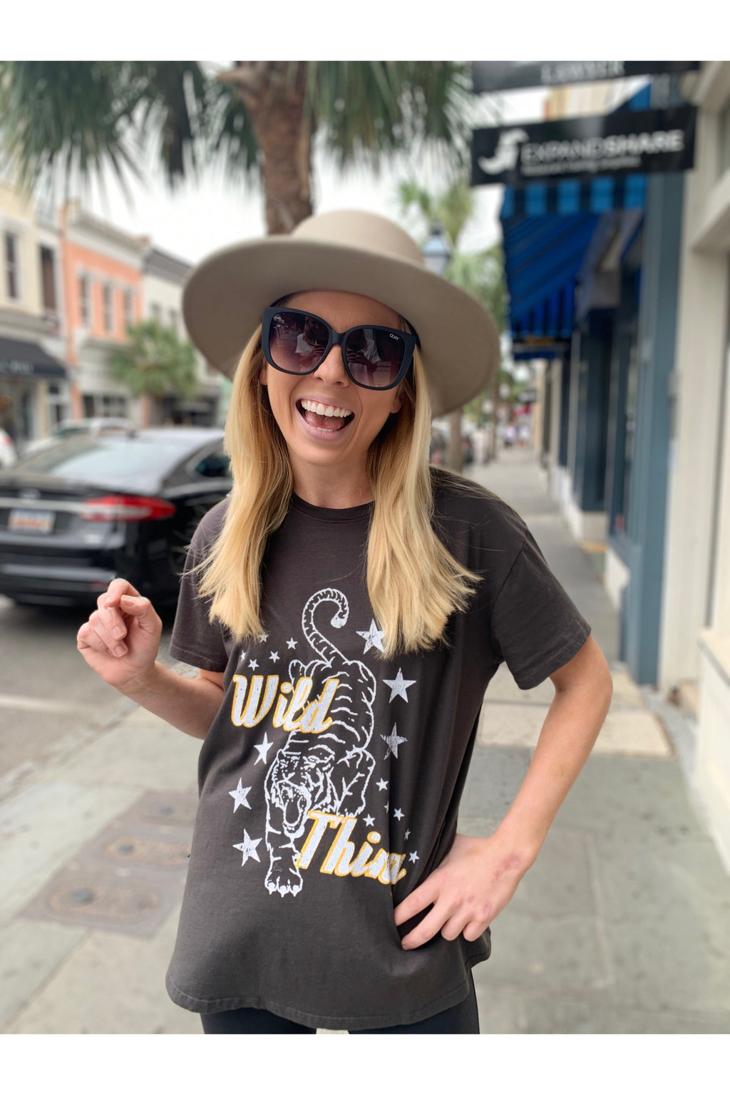 Show Me Your Mumu Wild Thing Tee