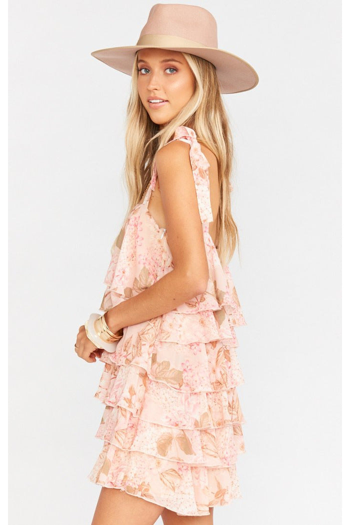Rowen Hydrangea Blooms Dress