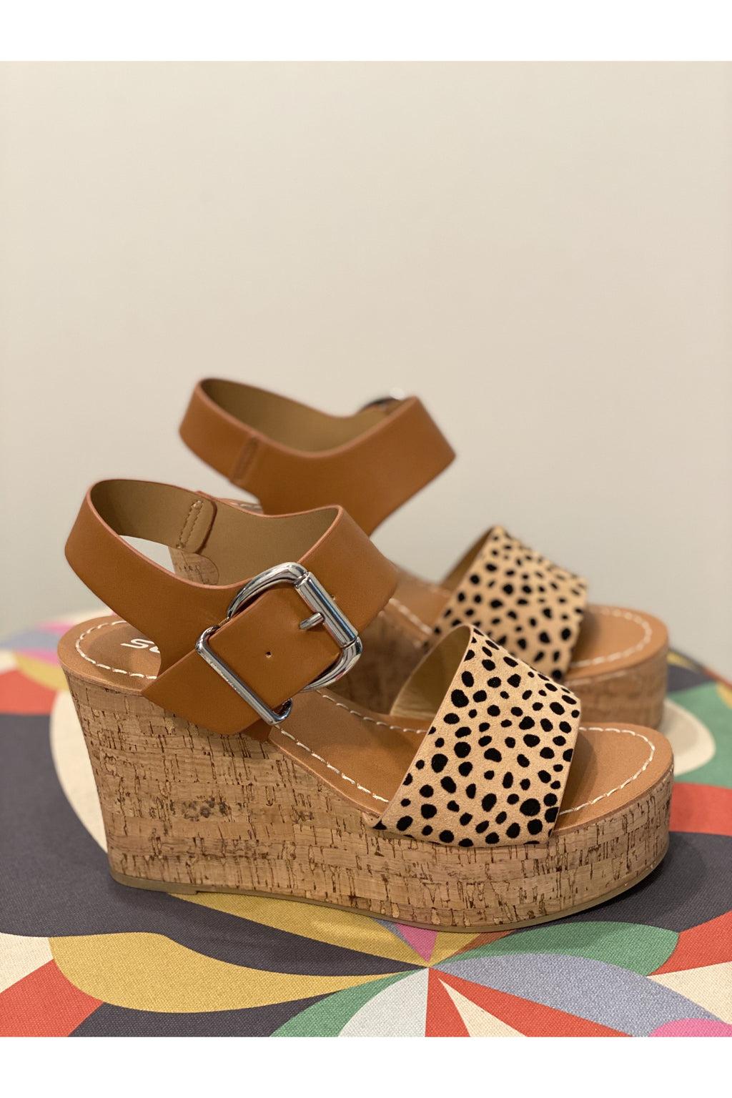 Cheetah Wedges