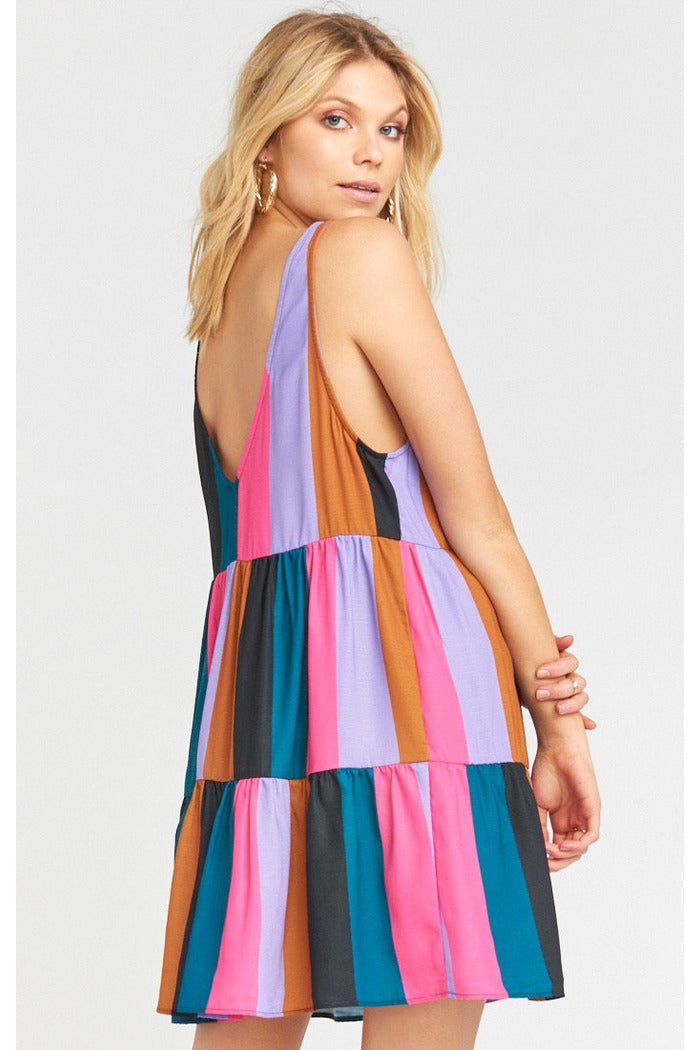 Mezcal Stripe Emme Dress