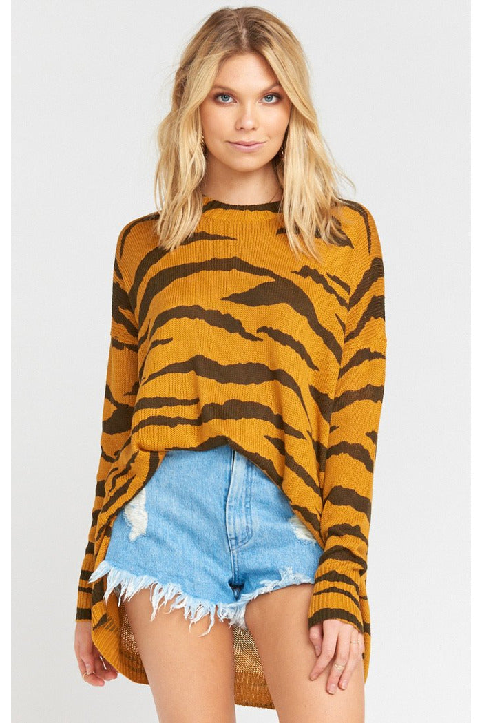 Bonfire Great Tiger Knit