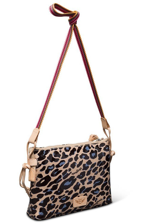 Blue Jag Teeny Crossbody Purse