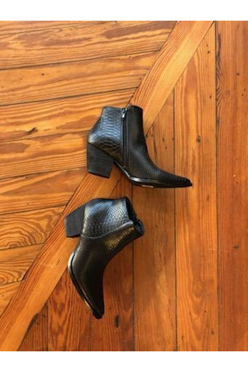 Astoria Black Ankle Boots