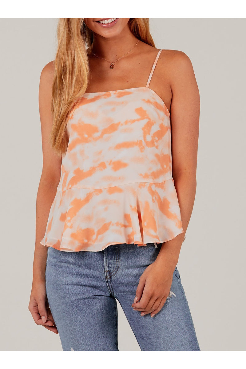 Creamsicle Kelly Tank