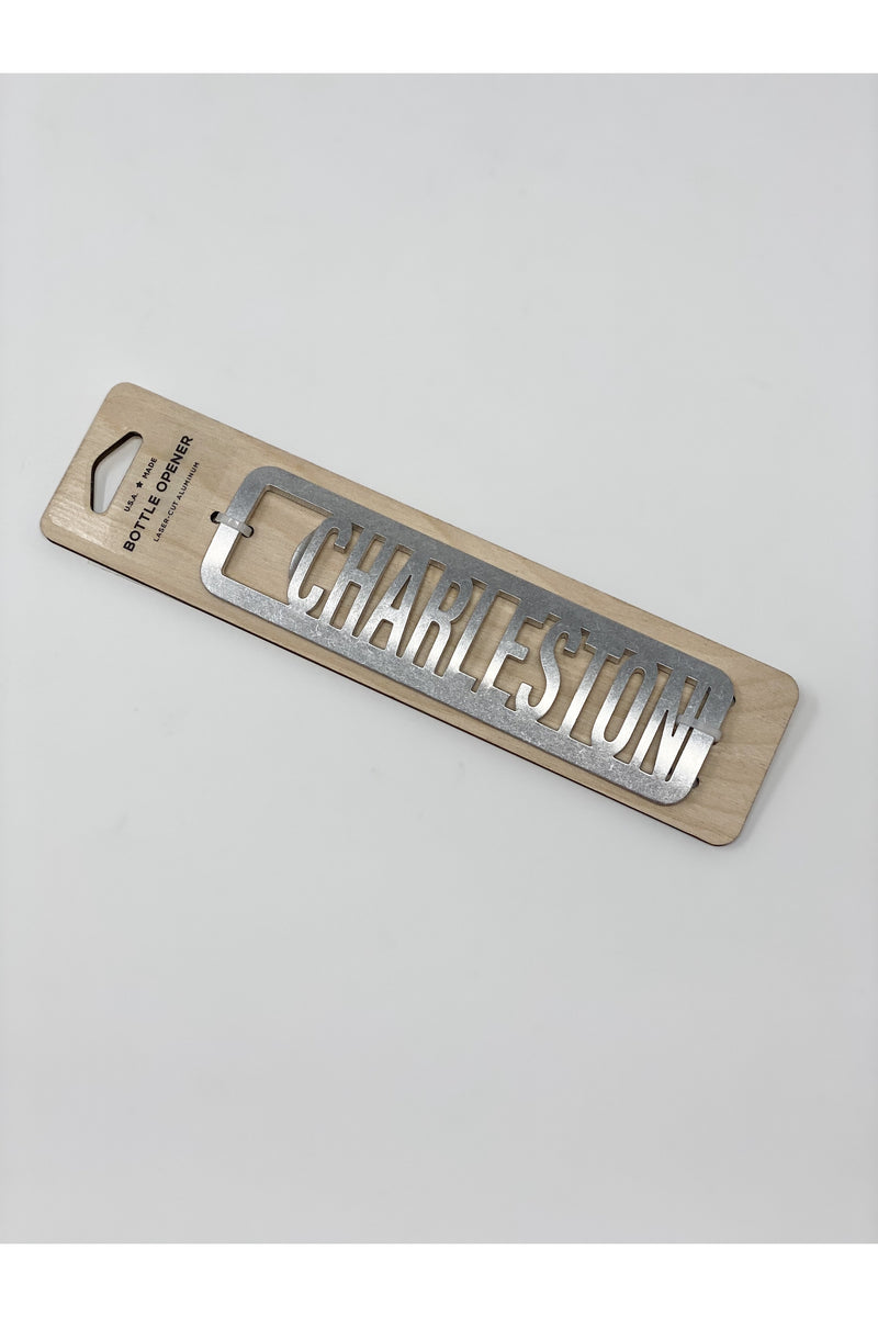 Zootility Charleston Bottle Opener