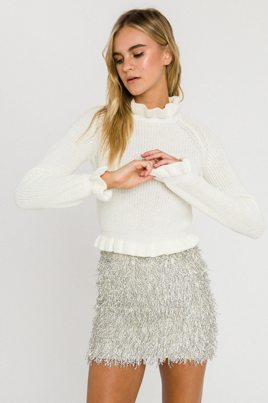 Chic Show Sweater