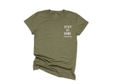 STAY AT HOME MAMA - Olive Tee