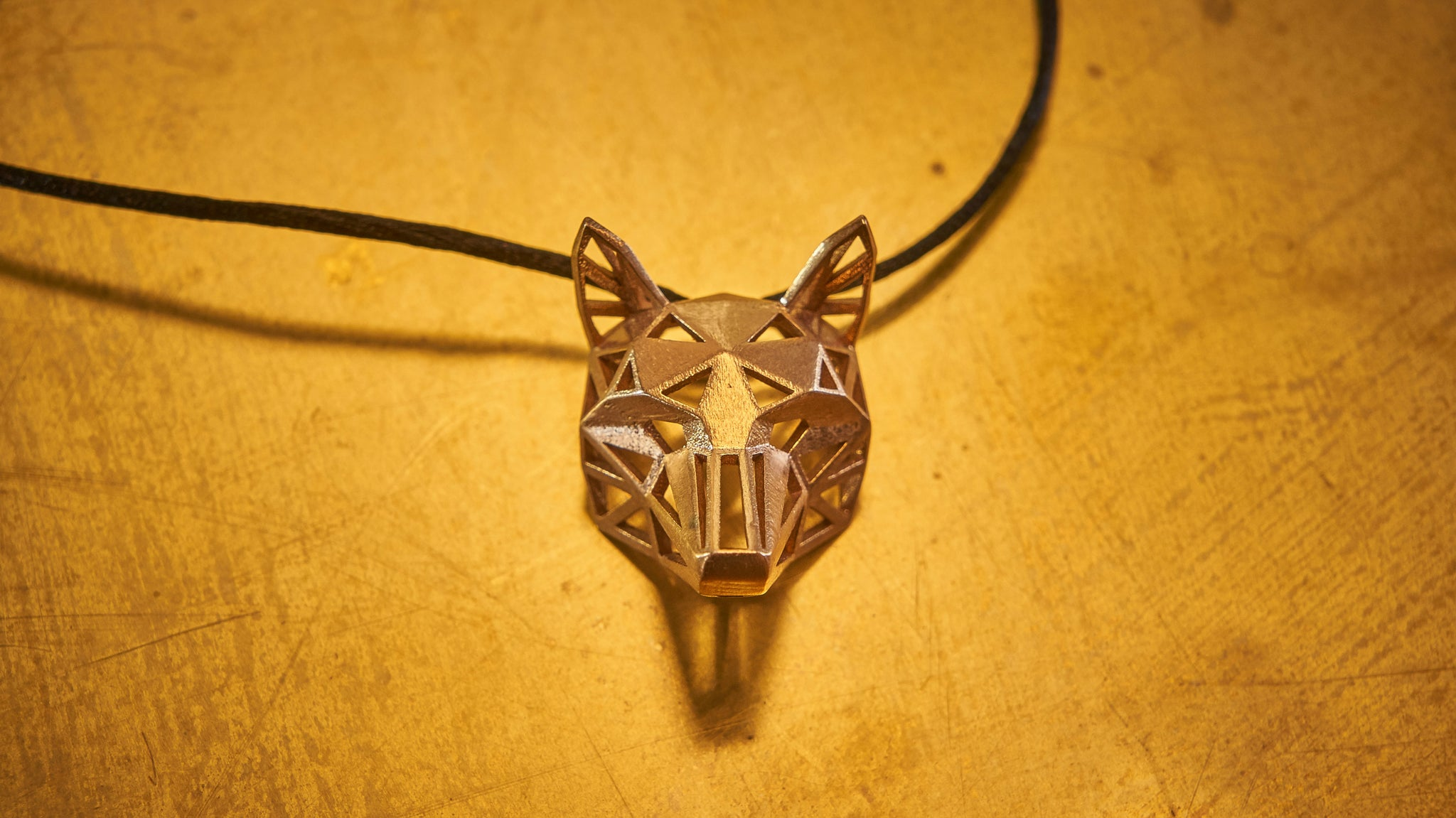 Wintercroft Fox Pendant