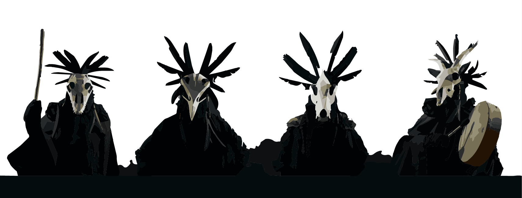 Animal Skull Headdresses