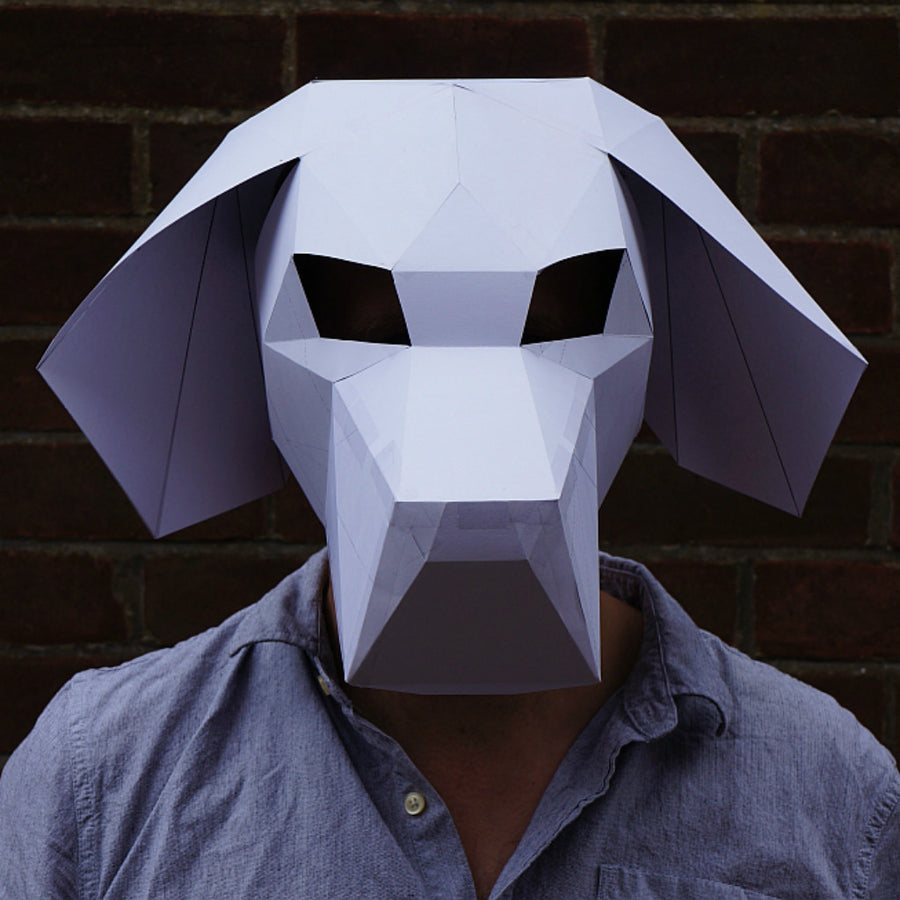 Beagle Dog Mask