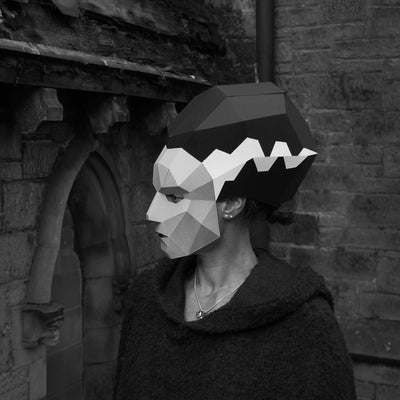 Bride Mask - Wintercroft  - 4
