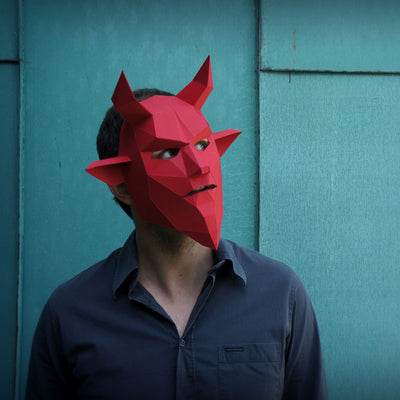 Devil Mask - Wintercroft  - 2