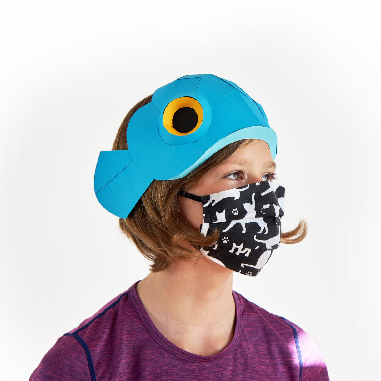 Children's Fish Mask
