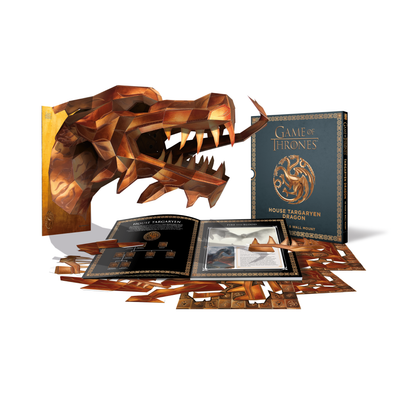 Game of Thrones - Wintercroft - Targaryen Dragon - Mask Book