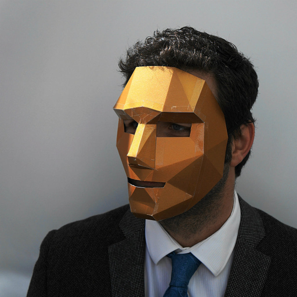 Polygon Face Mask