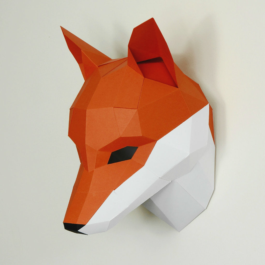 Fox Trophy Mask