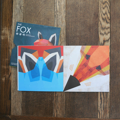 Wintercroft Fox Mask Book + Free Digital Mask - Wintercroft  - 4