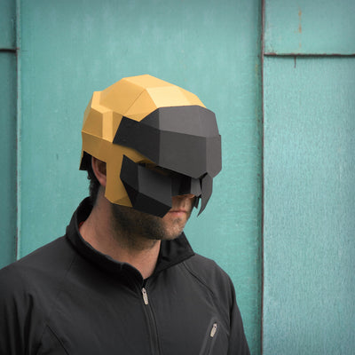 Guardian Helmet - Wintercroft  - 1