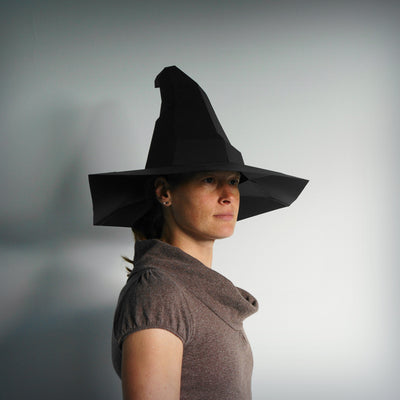 Magic Hat - For witches, wizards and those of a magical disposition - Wintercroft  - 2