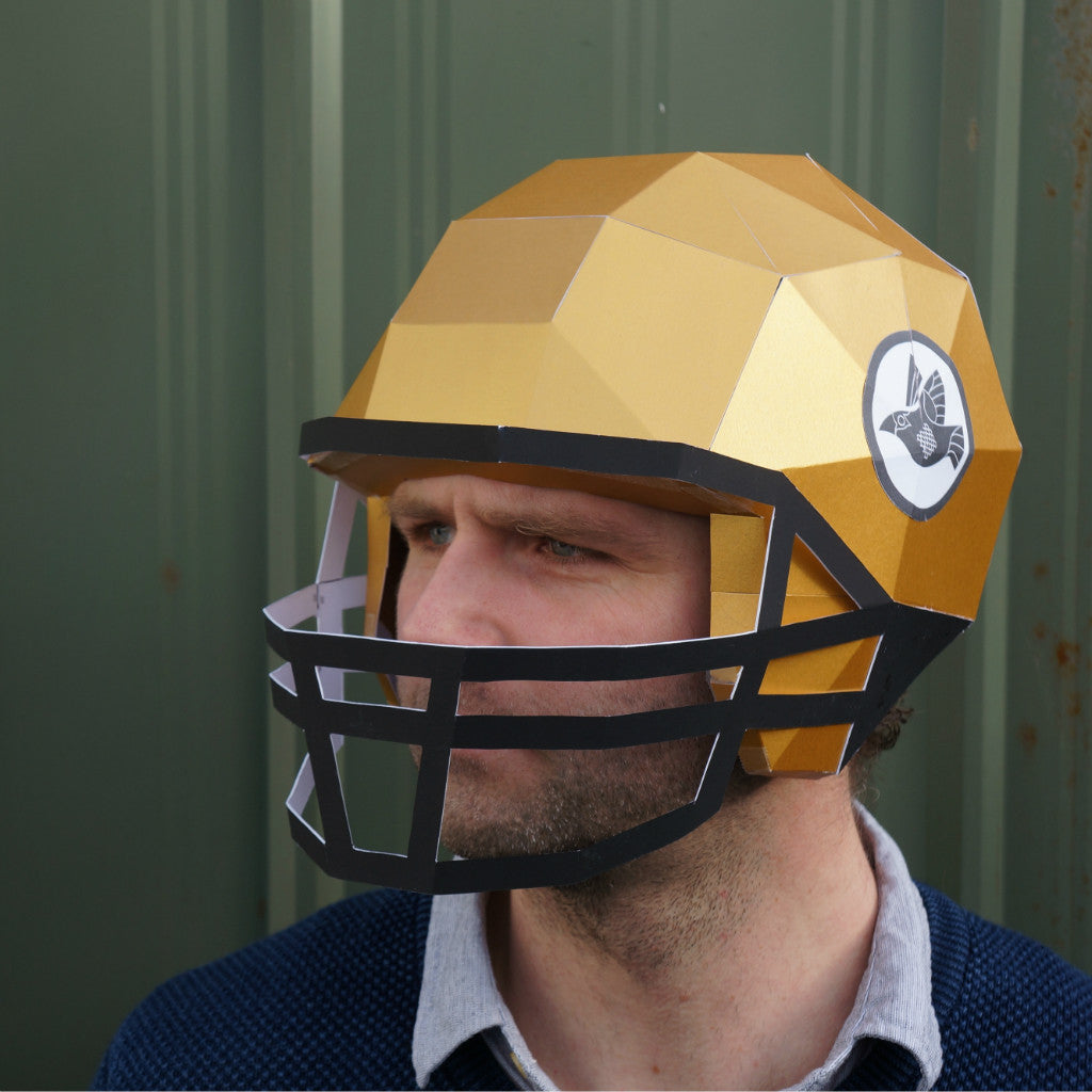 american football helmet wintercroft