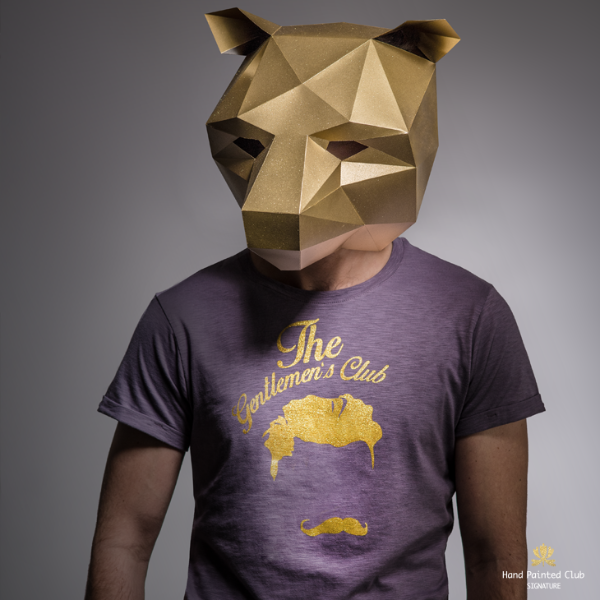 Bear Full Mask - Wintercroft  - 1