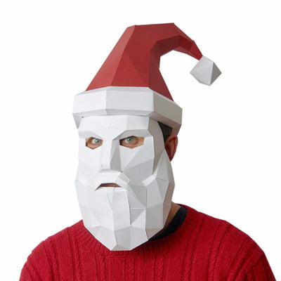 Festive Hat (With or Without Mask)
