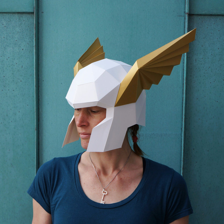Winged Heralds Helmet - Wintercroft  - 1