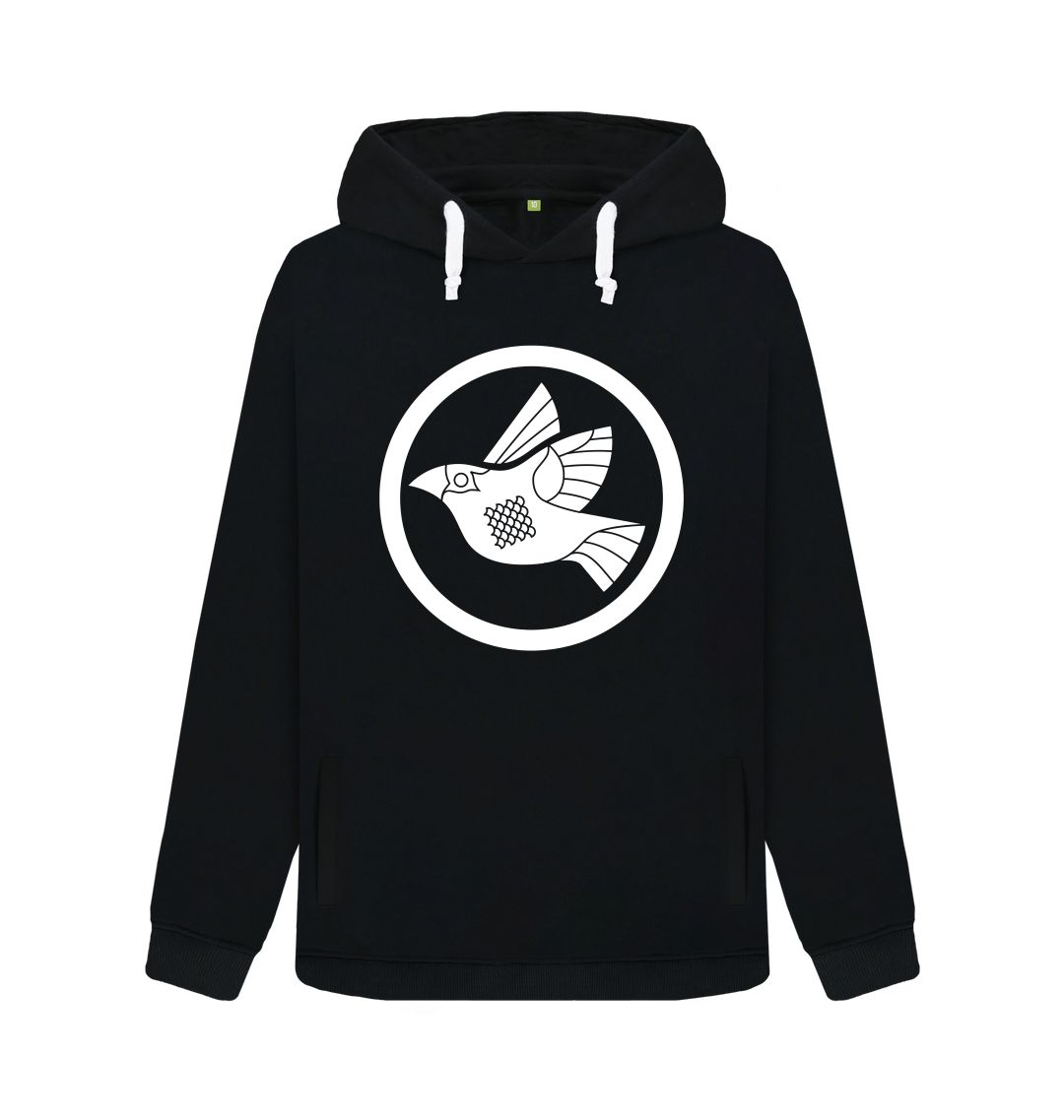 Light Heather Jackdaw Hoodie (female)