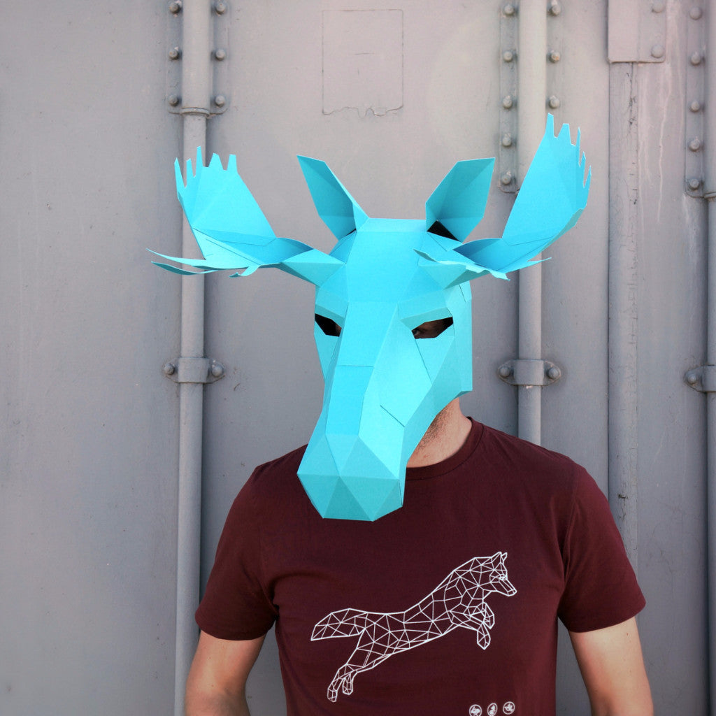 moose mask wintercroft