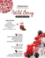 Wild Berry Iced Tea