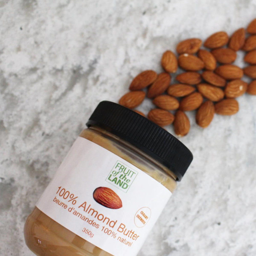 100% Almond Butter Crunchy case of 24
