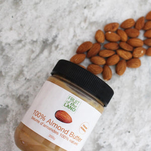 100% Almond Butter Creamy case of 24