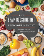 The Brain Boosting Diet cookbook