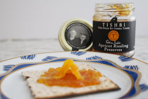 Load image into Gallery viewer, Tishbi Apricot Reisling Wine & Fruit Preserve