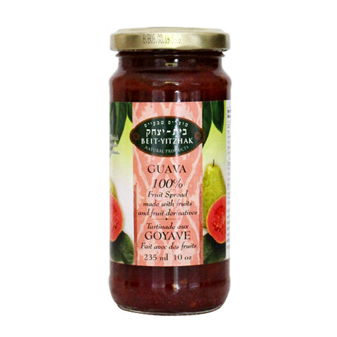 Beit Yitzhak 100% Fruit Spreads - Guava