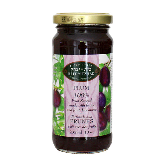 Load image into Gallery viewer, Beit Yitzhak 100% Fruit Spreads - Plum