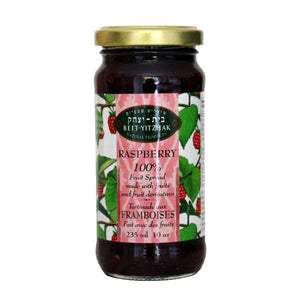 Beit Yitzhak 100% Fruit Spreads - Raspberry