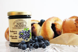 Kurtz Farm Fresh Blueberry Jam