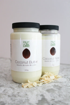 Coconut Butter case of 12