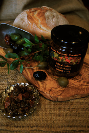 Load image into Gallery viewer, Kurtz Black Olive Tapenade